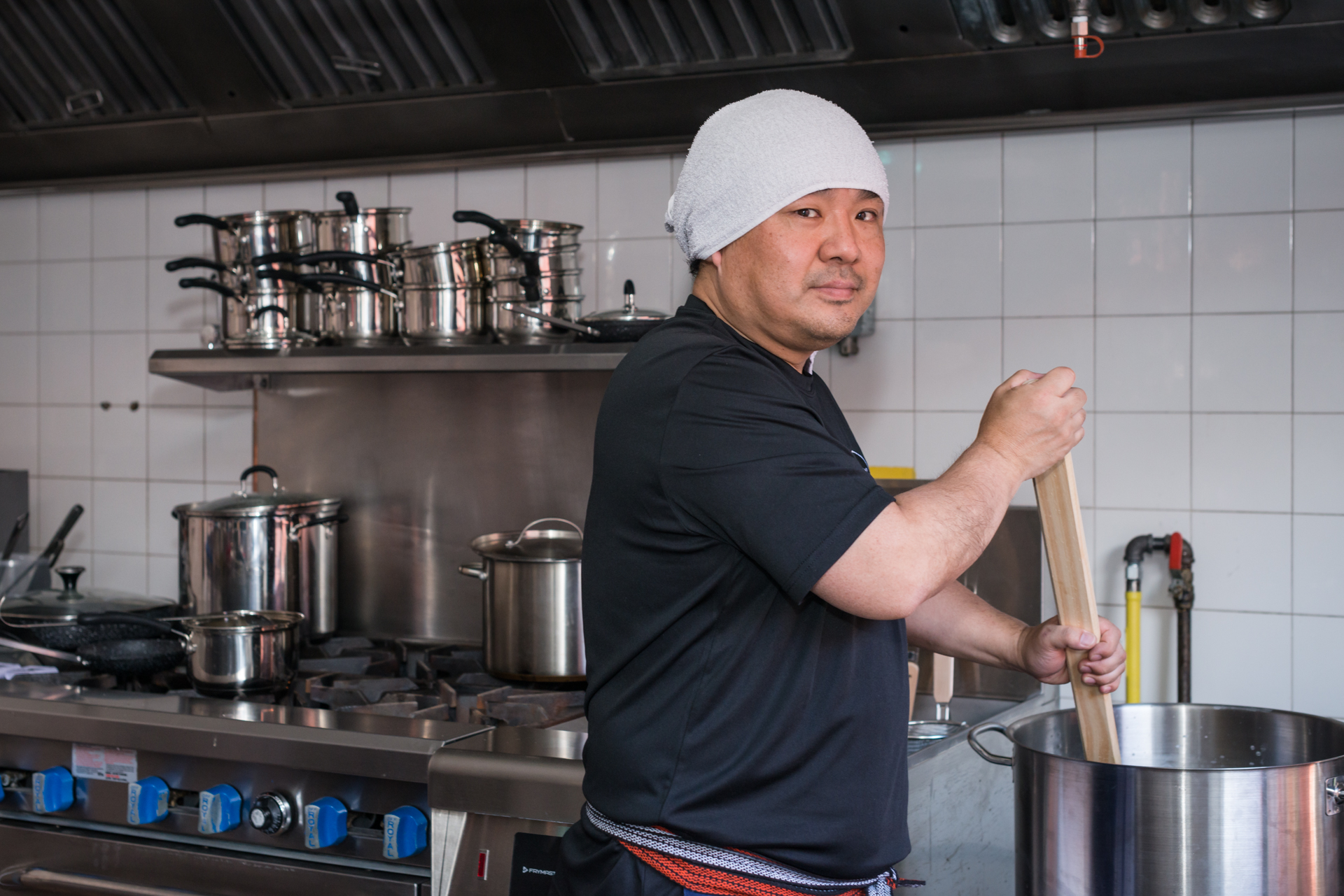 Hojo's Japanese Cuisine Chef